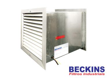Caixa de Ventilação e Filtragem de Ar Ventibec