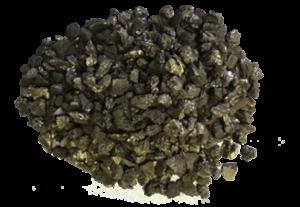 Leito Filtrante - Carvão Ativado