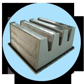 Filtros de Ar de Carvão Ativado B-CARD-D